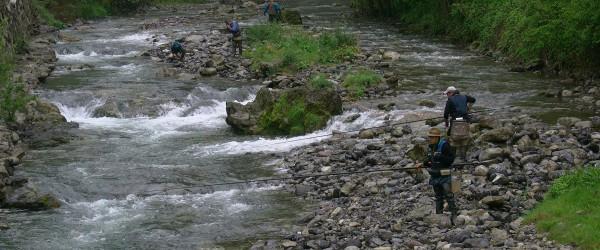 Fare un impermeabile per pesca