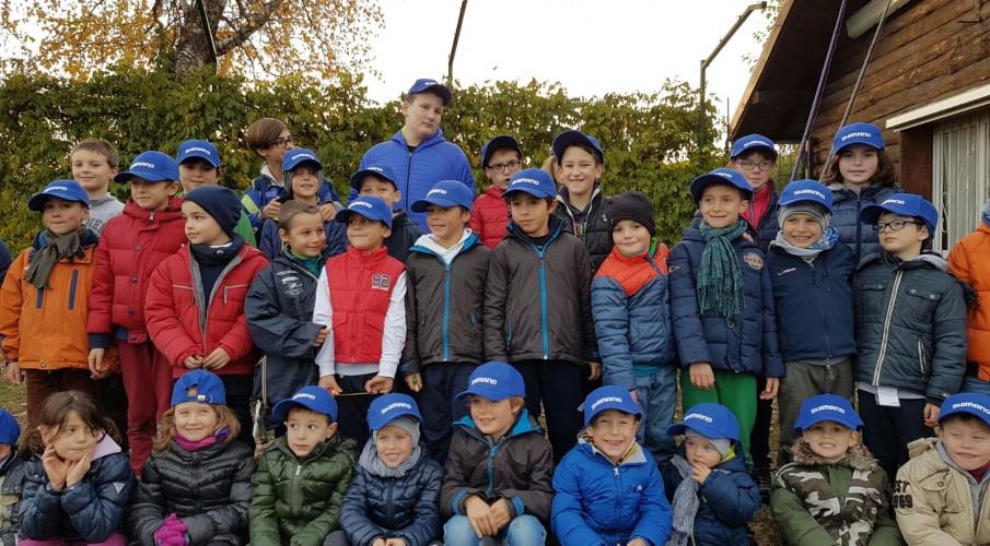 Sabato 2 giugno due appuntamenti a Gromo e Sant'Omobono Terme con Ragazzi a Pesca, i raduni per i giovani Fipsas Bergamo