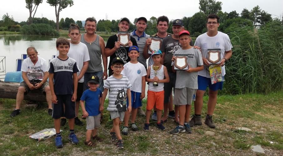 A Telgate conclusi i campionati giovanili del colpo: titoli provinciali a Dusio, Chiappa, Tironi, Colombo e Braghini
