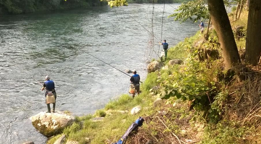 Chiusura ufficio Associazione Pescatori di Bergamo per le ferie estive