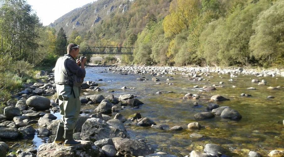 Nuovi interventi delle guardie volontarie Fipsas Bergamo nel mese di ottobre a Lenna e San Giovanni Bianco