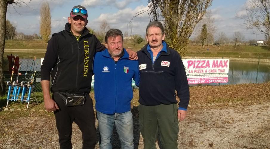 PHOTO- Le ultime gare del colpo e del laghetto: il 2017 si chiude a Calvenzano domenica 3 dicembre