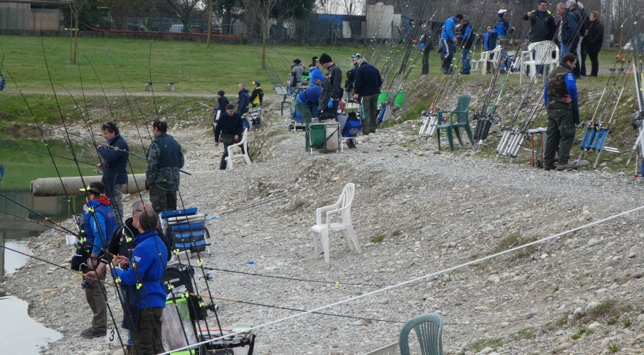 PHOTOGALLERY- Tanti auguri di Buona Pasqua da tutta l'Associazione Pescatori di Bergamo convemzionata Fipsas