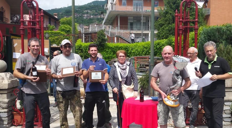 Memorial Giavazzi: a Zogno vince la Valle San Martino. La giovane coppia della Molinello Belotti-Covelli 1° nel provinciale spinning