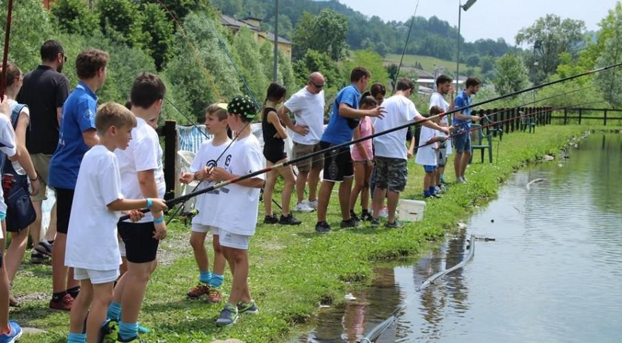 Annullato  il raduno di Endine Gaiano di Ragazzi a Pesca