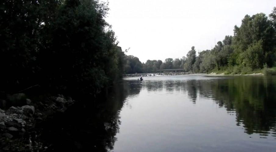 Campo gara di Rudiano (Bs), sul fiume Oglio: nessun obbligo di adesione ad altre associazioni